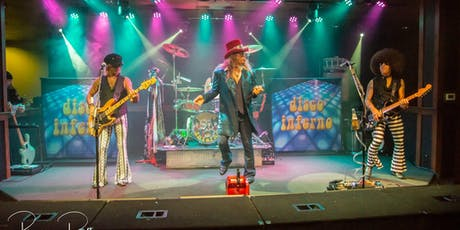 Disco Inferno Happy Hour Live 6-10! No Cover! tickets