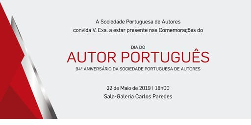 Prémios AUTOR SPA 2019