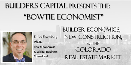 Bowtie Economist- Builder Economics & the Housing Market- Fall 2019 tickets