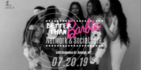 Better than Barbie: Mingle & Network Social tickets
