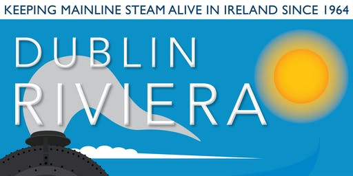 Dublin Riviera - Train 1 - Dublin Connolly to Bray & Return - SOLD OUT