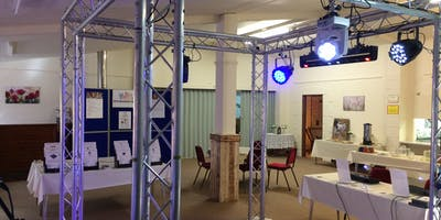 Sound and Lighting equipment open day