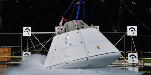 Science on Saturday: Orion's Splash Down!