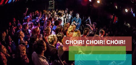 Choir Choir Choir 'In The Round' @ Thalia Hall tickets