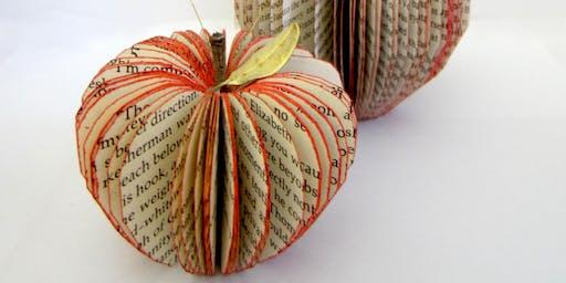 Paper Art Workshop with Elizabeth Hammond
