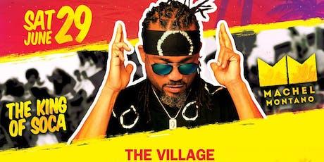 Culture Village tickets