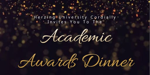 Academic Awards Dinner