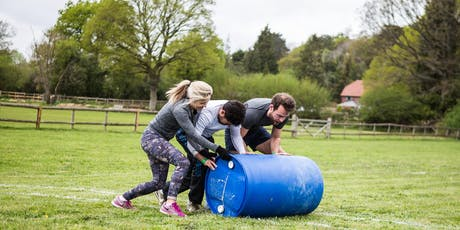 FIELD GAMES | A team fitness competition for everyone tickets