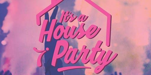 It's A house Party// Hifi Leeds