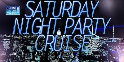 The Saturday Night Party Cruise On The Hudson Pier 40 NYC 2019