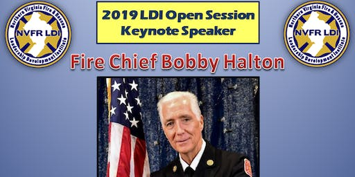 NVFRLDI Open Session:  Fire Chief Bobby Halton