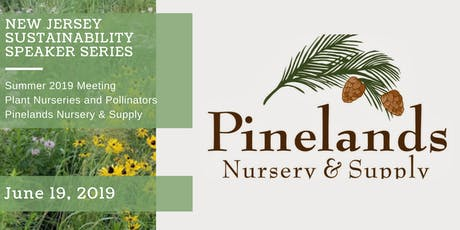 S3 Summer 2019 Meeting: Plant Nurseries and Pollinators tickets