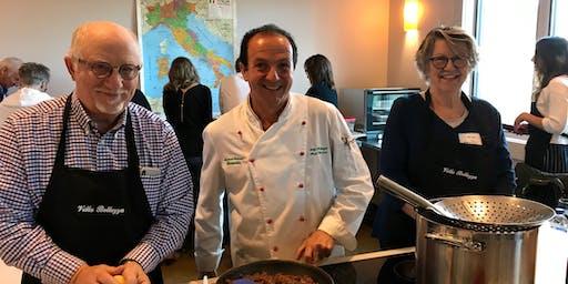 Italian Lakes Cooking Class with Chef Antonio Cecconi