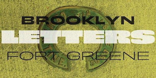 Walking Tour: Brooklyn Letters/Fort Greene with Alexander Tochilovsky