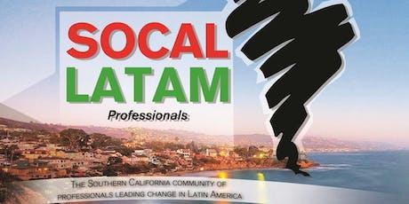 SoCal Latam Q2 2019 Social Mixer tickets
