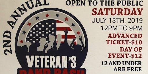 Veterans Band Bash