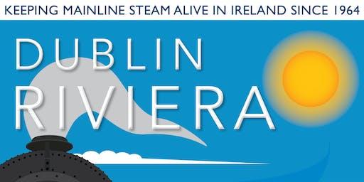 Dublin Riviera - Train 3 - Bray - Wicklow & Return - SOLD OUT