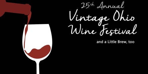 Vintage Ohio Wine Festival and a Little Brew, too