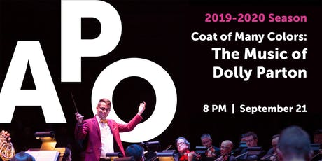 Coat of Many Colors: The Music of Dolly Parton tickets