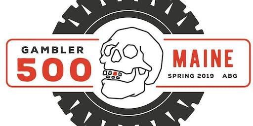 The Maine Gambler 500