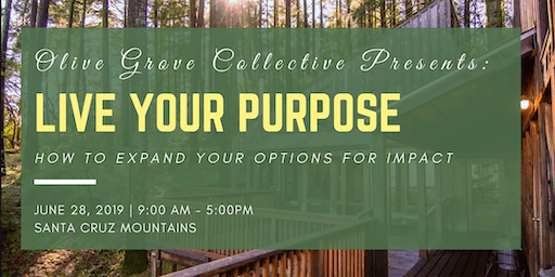Women of Influence Retreat - Live Your Purpose