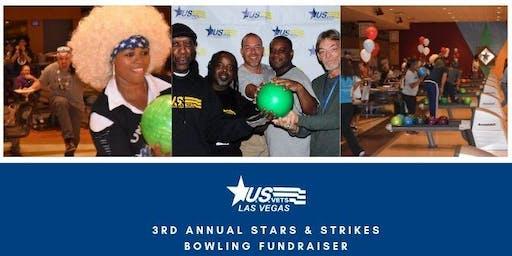 """3rd Annual """"Stars N Strikes"""" Bowling Event"""