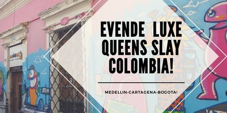 Evende Luxe Colombia Girl's Trip tickets