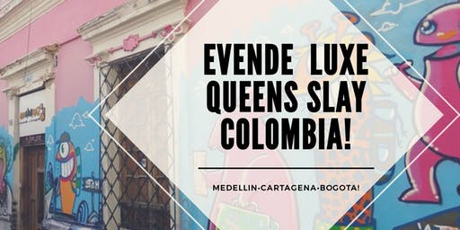 Evende Luxe Colombia Girl's Trip