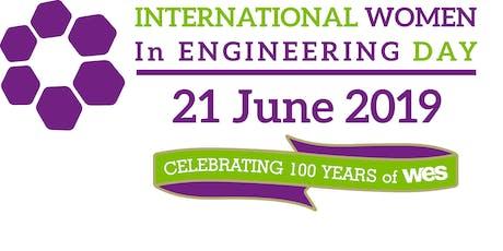 International Women in Engineering Day (INWED19) tickets