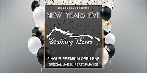 Lindypromo.com Presents Baltimore's Stalking Horse New Years Eve Party 2020