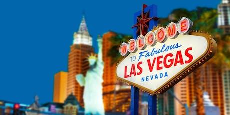 Tour a Las Vegas boletos