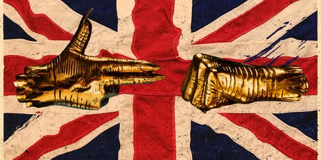 EXHIBITION: Run The Jewels Presents Art The Jewels UK [EXTENDED RUN!!] tickets
