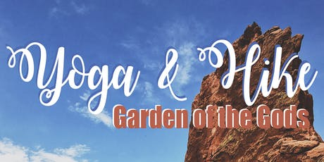 Yoga & Hike - Garden of the Gods tickets