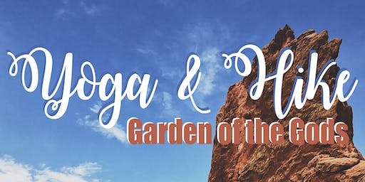 Yoga & Hike - Garden of the Gods