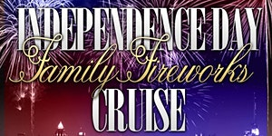 Independence Day NYC Fireworks Cruise Aboard The Great...