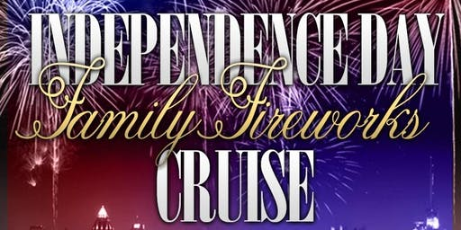 Independence Day NYC Fireworks Cruise Aboard The Great Point Boat NYC 2019