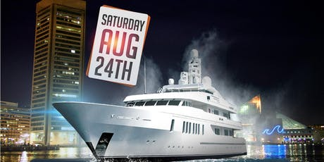 NHS-CLASS OF 1983 PRESENTS A Classy All White Midnight Cruise  tickets