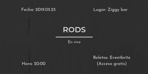 RODS en Ziggy bar (2019.05.25)