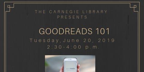Goodreads 101