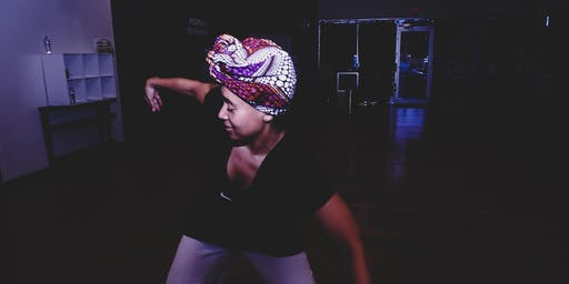 Afro-Caribbean Dance with Lily Shepard