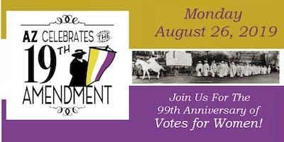 AZ Celebrates the 19th Amendment 2019