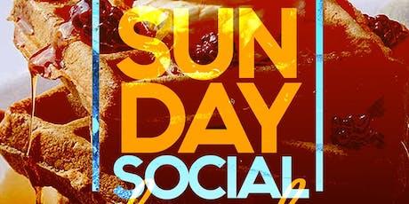 SOCIAL SUNDAY BRUNCH AT MILK RIVER LOUNGE  tickets