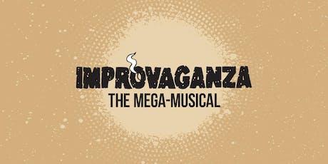 IMPROVAGANZA 2019: Mega-Musical tickets