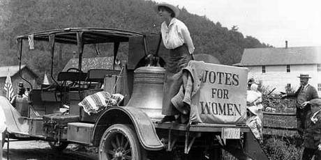 The Justice Bell Story & The Women's Suffrage Movement in Pennsylvania tickets