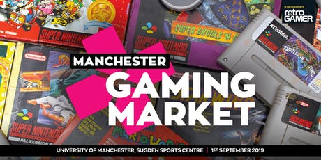 Manchester Gaming Market - 1st September 2019 tickets