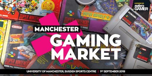 Manchester Gaming Market - 1st September 2019