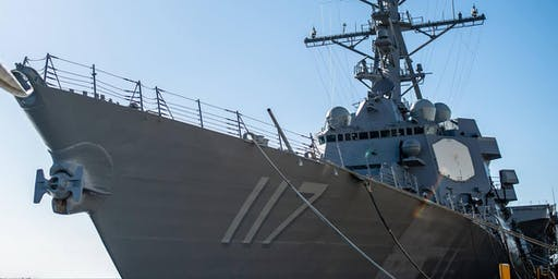 USS Paul Ignatius (DDG-117) Commissioning Ceremony