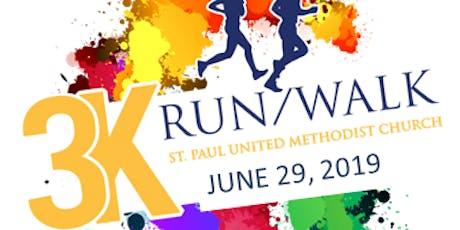 3rd Annual 3K Run/Walk RACE  tickets