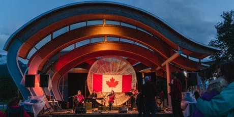 Squamish Canada Day 2019 tickets