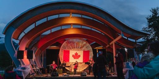 Squamish Canada Day 2019